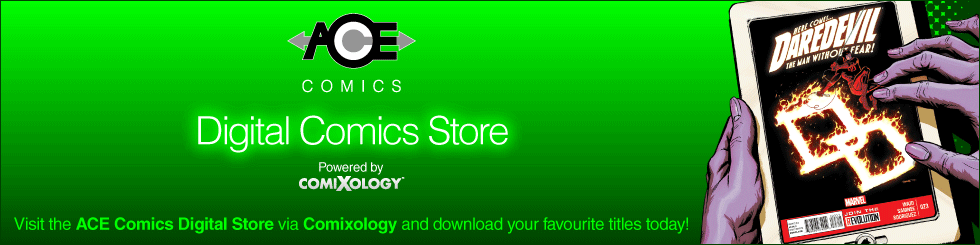 ACE Comics' Comixology Digital Store