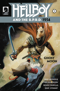 HELLBOY AND THE BPRD - 1954: GHOST MOON #1