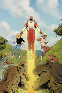ADAM STRANGE / FUTURE QUEST - ANNUAL #1