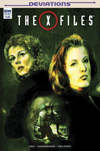 X-FILES: DEVIATIONS