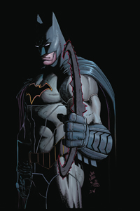 ALL STAR BATMAN VOL.1: MY OWN WORST ENEMY