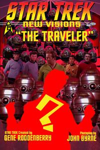 STAR TREK - NEW VISIONS: THE TRAVELER