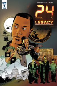 24 - LEGACY: RULES OF ENGAGEMENT #1