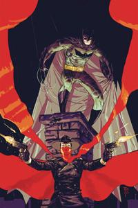 BATMAN / THE SHADOW #1
