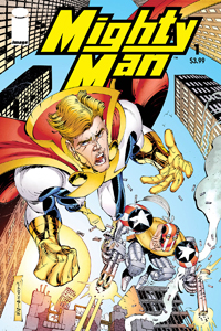 MIGHTY MAN (ONE-SHOT)