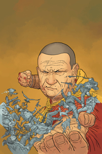 SHAOLIN COWBOY: WHO'LL STOP THE REIGN #1