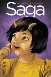 SAGA - DELUXE EDITION VOL.2 (HC)