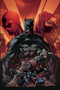 BATMAN - DETECTIVE COMICS VOL.2: VICTIM SYNDICATE