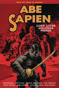 ABE SAPIEN VOL.9: LOST LIVES AND OTHER STORIES