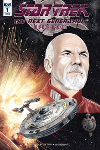 STAR TREK - THE NEXT GENERATION: MIRROR BROKEN #1