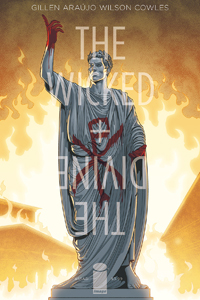 WICKED + DIVINE: 455 AD #1