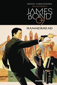 JAMES BOND: HAMMERHEAD (HC)