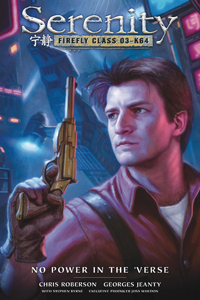 SERENITY VOL.5: NO POWER IN THE 'VERSE (HC)