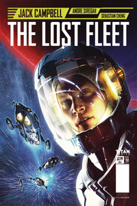 LOST FLEET: CORSAIR #1