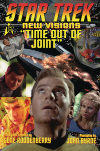 STAR TREK - NEW VISIONS: TIME OUT OF JOINT