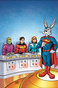 LEGION OF SUPER HEROES / BUGS BUNNY - SPECIAL #1