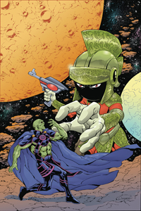 MARTIAN MANHUNTER / MARVIN THE MARTIAN - SPECIAL #1