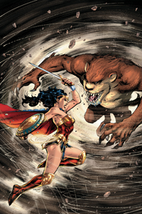 WONDER WOMAN / TASMANIAN DEVIL - SPECIAL #1
