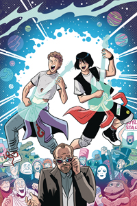 BILL AND TED SAVE THE UNIVERSE #1