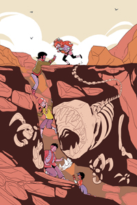 LUMBERJANES - 2017 SPECIAL: FAIRE AND SQUARE #1