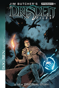 JIM BUTCHER'S DRESDEN FILES: DOG MEN #1