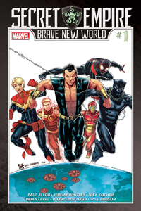 SECRET EMPIRE: BRAVE NEW WORLD #1