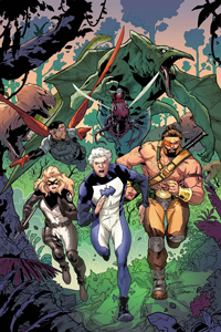 SECRET EMPIRE: UNDERGROUND #1