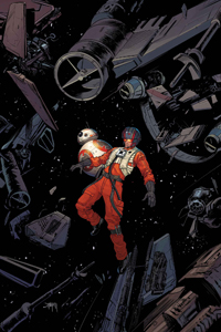 STAR WARS: POE DAMERON - ANNUAL #1