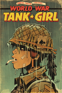 TANK GIRL: WORLD WAR TANK GIRL