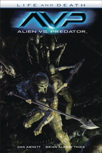 ALIEN VS PREDATOR: LIFE AND DEATH