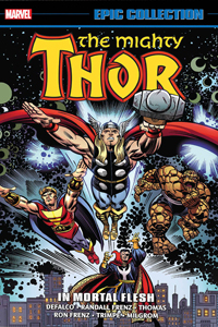 THOR: IN MORTAL FLESH - EPIC COLLECTION