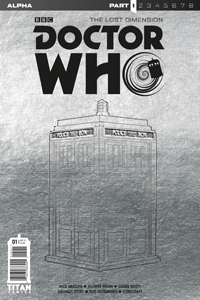 DOCTOR WHO: LOST DIMENSION ALPHA #1