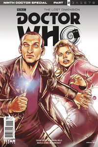 DOCTOR WHO: THE NINTH DOCTOR - YEAR TWO #1