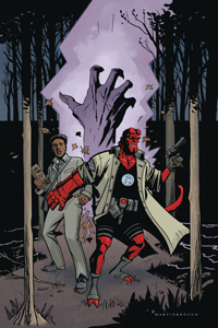 HELLBOY AND THE BPRD - 1955: SECRET NATURE