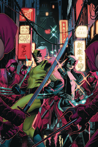 GENERATIONS: WOLVERINE AND ALL-NEW WOLVERINE #1