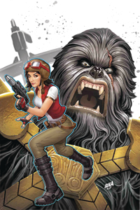 STAR WARS: DOCTOR APHRA - ANNUAL #1