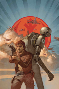 STAR WARS - ROGUE ONE: CASSIAN AND K2SO - SPECIAL #1