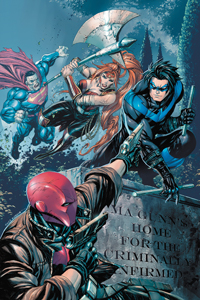 RED HOOD AND THE OUTLAWS - ANNUAL #1