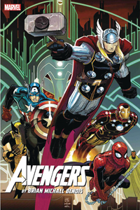 AVENGERS BY BENDIS: THE COMPLETE COLLECTION VOL.1