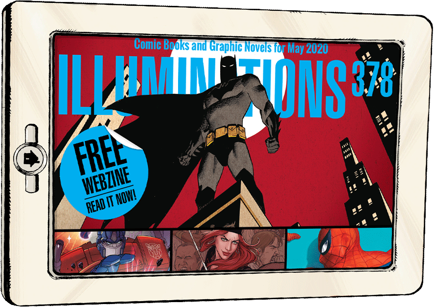 ACE Comics Illuminations Webzine