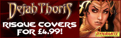 Dejah Thoris Risque Covers for £4.99