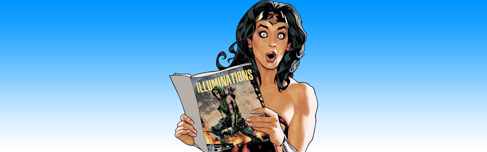 Illuminations - ACE Comics Webzine