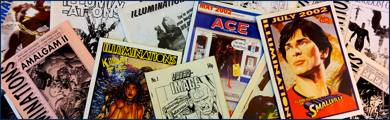 ACE Comics' 'Illuminations'