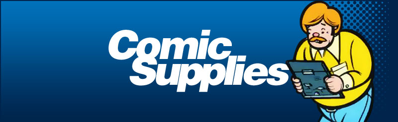 Comic Supplies