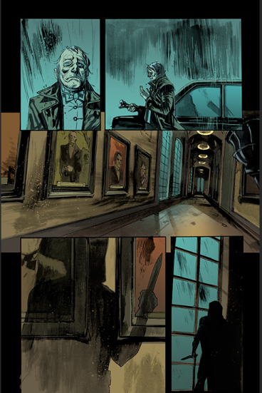 Night of the Owls - Rafael Albuquerque