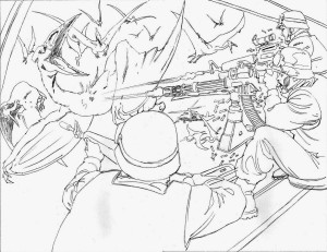 Olivetti - GI Combat
