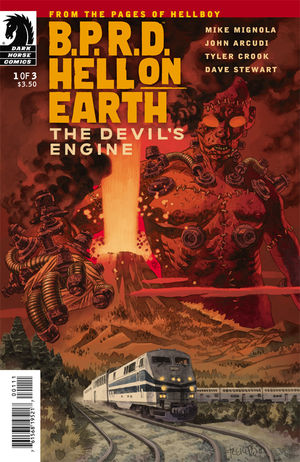 BPRD Hell On Earth #1