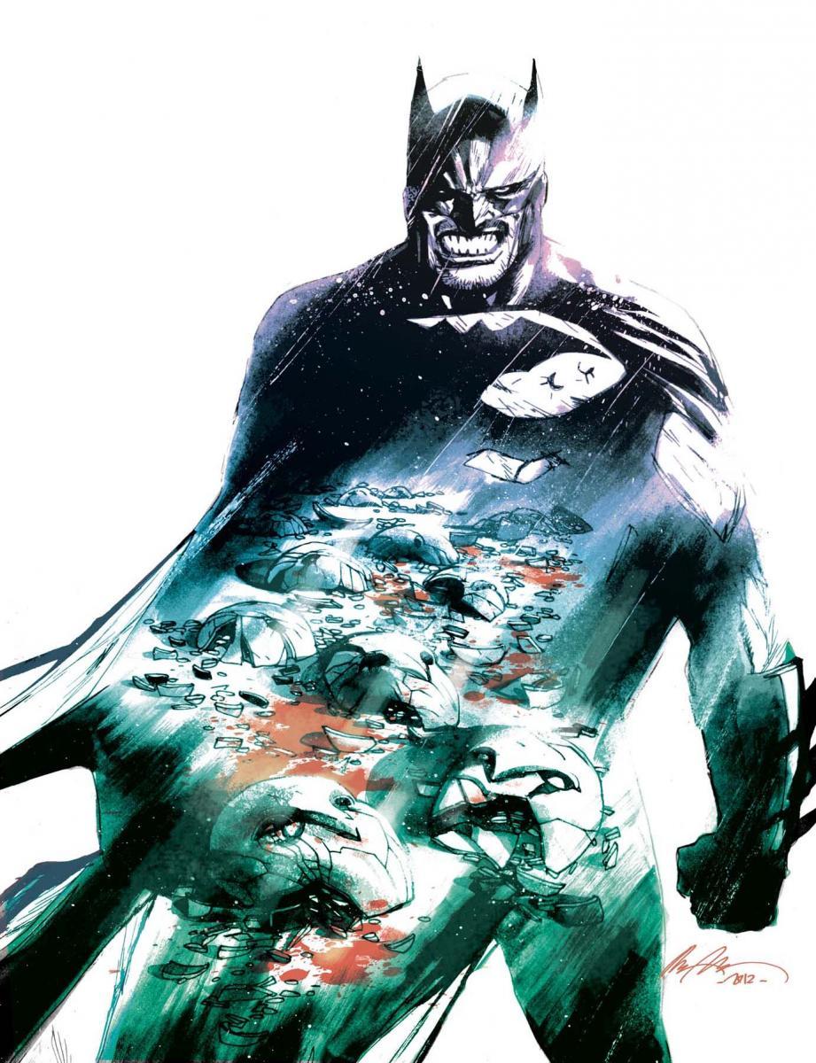 Batman #10 Variant Rafael Albuquerque