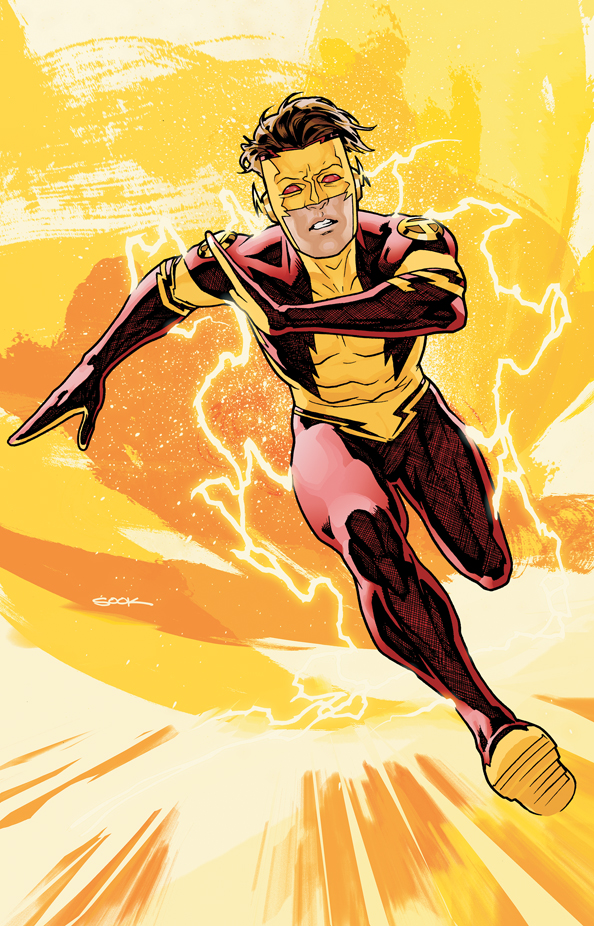 DC Universe Presents Kid Flash