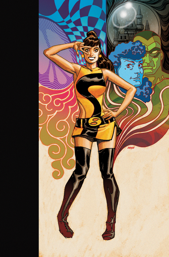 Silk Spectre #1 Variant Dave Johnson